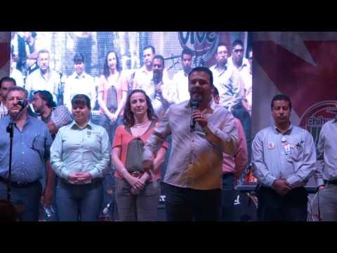 Vive Juventud Rock 2014: Final Regional Parral