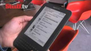 New Amazon Kindle 3 OFFICIAL  E-Reader Review