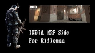 AVAグレ.com 「INDIA NRF Side」 For Rifleman