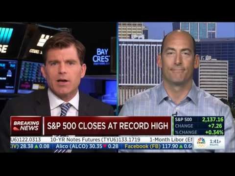 David Trainer-CNBC-Closing Bell-7-11-16