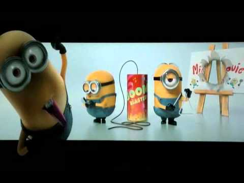 Despicable Me 2 Credit Cut - Lead To Minion Movie Casting video