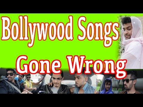 Bollywood Songs Gone Wrong - Dhoombros video
