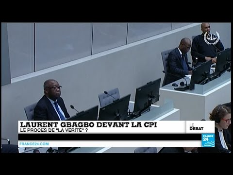 """Laurent Gbagbo devant la CPI :  le procès de """"la vérité"""" ? (partie 1)"""