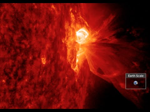 Powerful Solar Flares, Another Plane Missing | S0 News Jul.23.2016