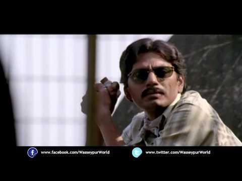 Extended Pager Scene   Gangs of Wasseypur II   Nawazuddin Siddiqui   Deleted Scene