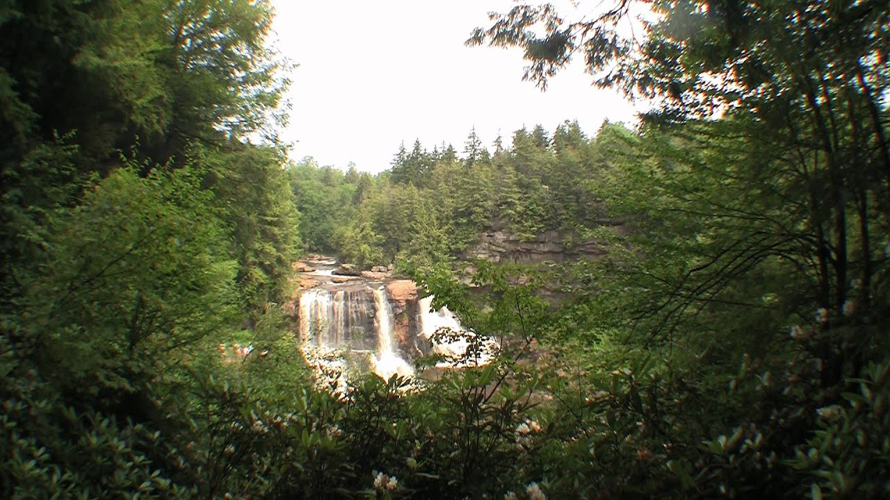 Blackwater Falls State Park >> Family Camping Trip to Blackwater Falls, West Virginia - YouTube