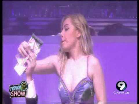 "Lisa Fusco canta ""Soldi Soldi Soldi"" di Ivan Cattaneo – 22/06/13"