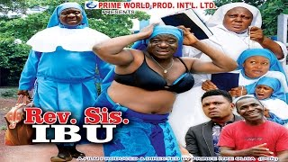 Rev Sis Ibu Nigerian Movie [Part 1] - Comedy Drama