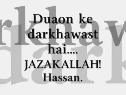 woh makkah or medina yaad aiy ata hai by Junaid Jamshed