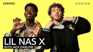 "Download lagu Lil Nas X & Jack Harlow ""Industry Baby""  Lyrics & Meaning   Verified"