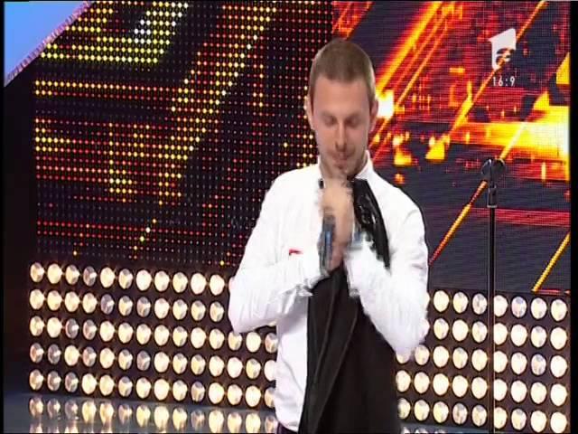 Jurizare: Amir Arafat se califică în următoarea etapă X Factor!