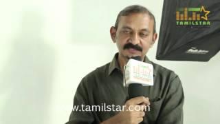 Radha Mohan At Uppu Karuvaadu Movie Team Interview