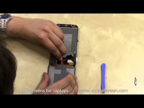 Galaxy Note II screen replacement / repair disassembly and reassembly guide