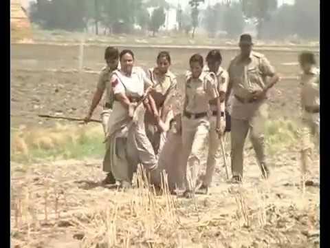 Punjab Police action