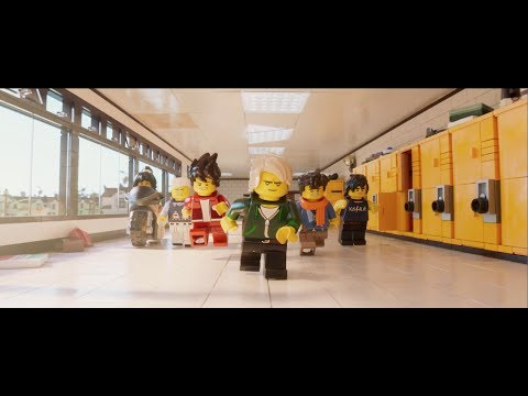 The LEGO NINJAGO Movie - Trailer 2 [HD] streaming vf