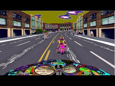 How to play Roadrash on Windows 7 Easily - Graphics Fix - (NO SOFTWARE)