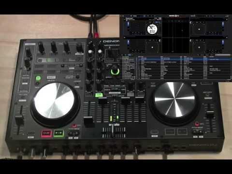 DJ-контроллер DENON MC6000 MK2. Инструкция по быстрому старту.