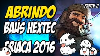 PEGANDO BAÚS FRIACA 02 - ALTAS SKINS - LEAGUE OF LEGENDS