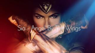 Download Lagu Angel By The Wings  - Sia [Wonder Woman] Official Soundtrack Gratis STAFABAND