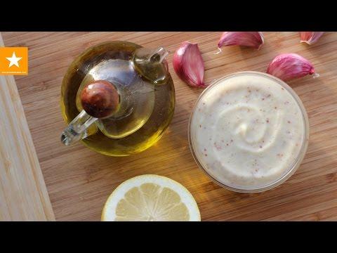 Домашний МАЙОНЕЗ - ИДЕАЛЬНЫЙ РЕЦЕПТ без яиц и молока от Мармеладной Лисицы. VEGAN MAYONNAISE
