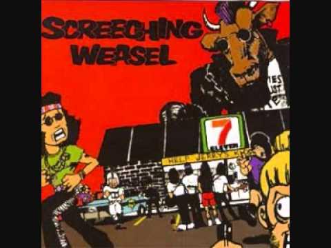 Screeching Weasel - Leave Me Alone