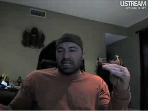 Extract from Joe Rogan videoblog on USTREAM FROM March 19 2010.