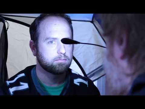 NFL Replica Concussion Tent!