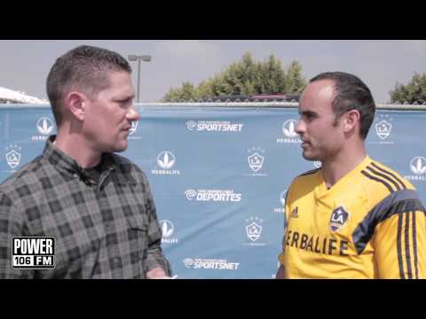 Landon Donovan Discussed TEAM USA 2014 World Cup Draw