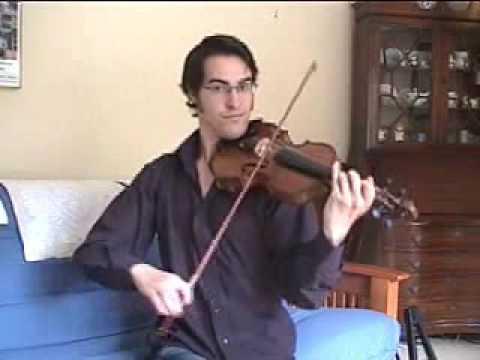Gypsy Jazz Violin Lesson (