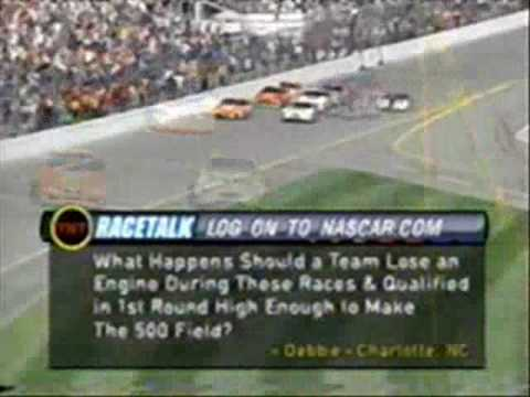 2002 Gatorade 125s Randomness In Between Races Video