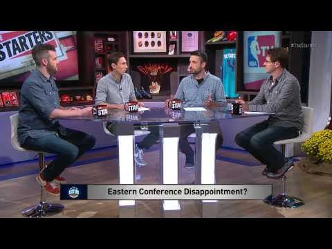 NBA Daily Show: Nov. 13th – The Starters