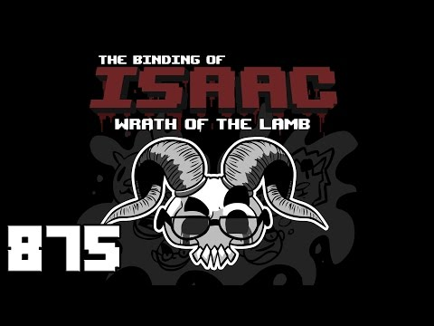 Lets Play The Binding of Isaac Episode 875 Three Quarters
