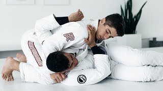 Tainan Dalpra | Estrangulamento Usando a Lapela Dos 100kgs | artofjiujitsu.com