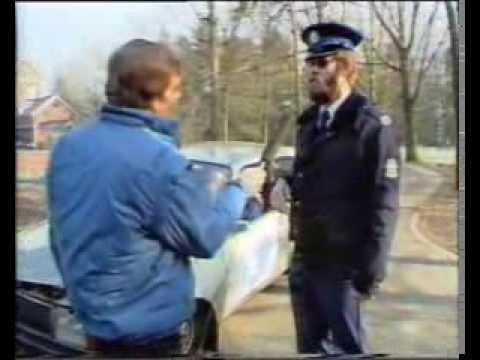 Kieskeurig  Wrak van de weg 1987