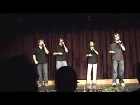 Mixed Nuts Good Ol' A Cappella