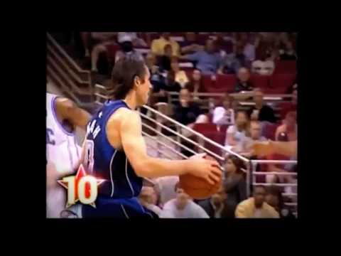 Steve Nash's Top 20 Carrer Assists. MIX 2013
