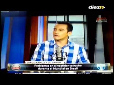 ESPN Radio acusa jugadores de honduras