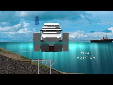 El Costa Concordia empieza hoy su último viaje