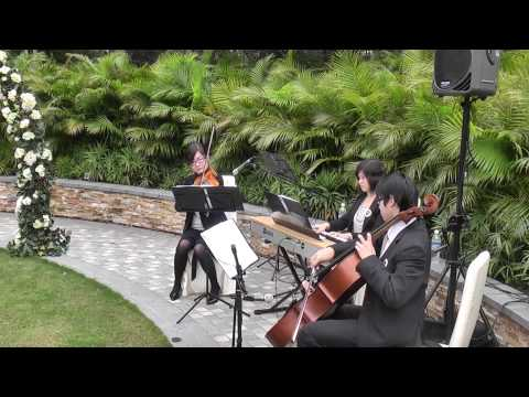 Mendelssohn Wedding March-cheeZe music wedding live band