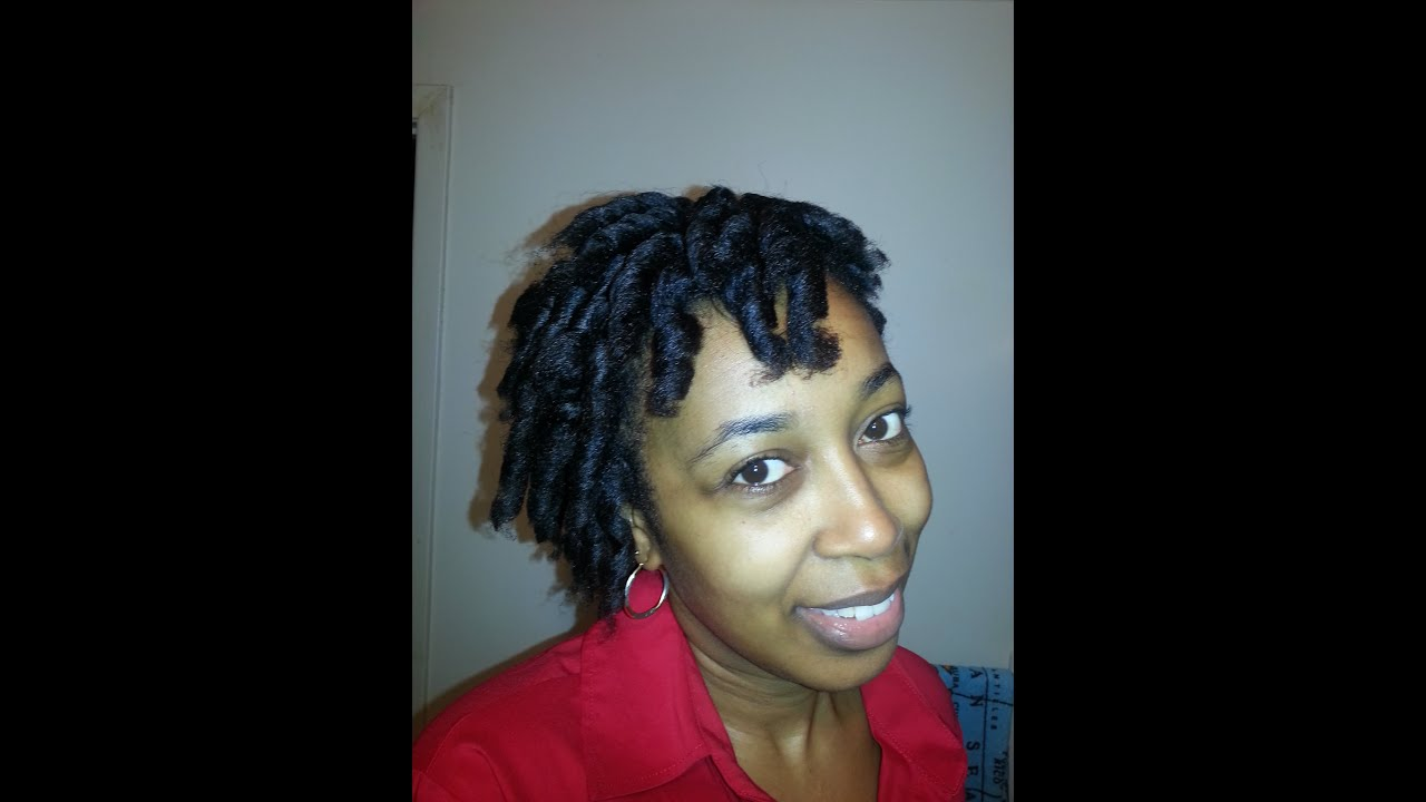 Curlformers on Short Natural Hair 4c on Short Natural 4c Hair