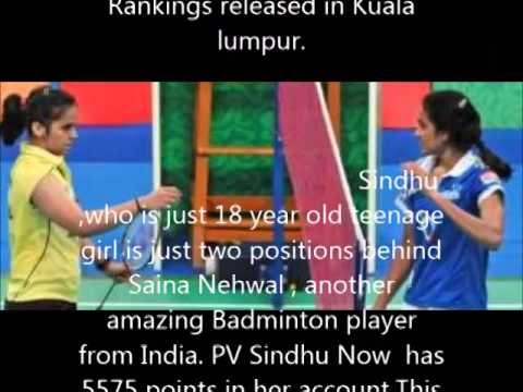 PV Sindhu Climbs to 9th Position in Latest  International Badminton Rankings