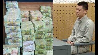 Hàng chục chiến sĩ c.an thức suốt đêm để đếm tiền của Phan Sào Nam