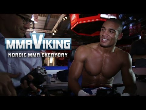 Max Nunes Superior Challenge 11 Post Fight Interview