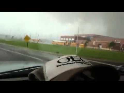 May 20th Tornado Moore High School Oklahoma