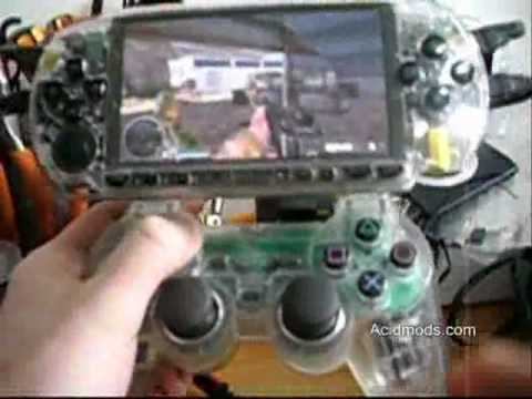 F00 f00's Modded ps2/psp.
