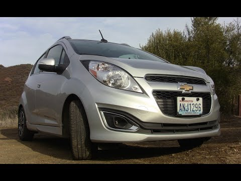 2014 Chevy Spark Drive & Review