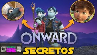 Onward (Unidos Pixar) -Secretos, Referencias, Easter eggs (C/ Lena)