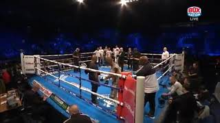 Fastest World Title Knockout In Boxing History (Zolani Tete vs. Siboniso Gonya) 11/18/17
