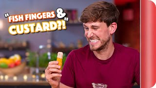 Taste Testing More WEIRD Flavour Combos and the Science Behind Them | Vol. 2