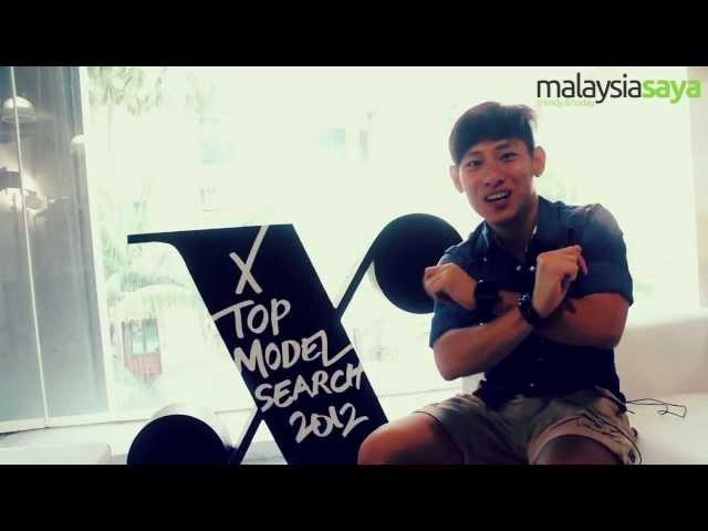 X Top Model Search 2012 - Interview with Mentor Jimmy Wong